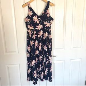 American Living Blue & Pink Dress